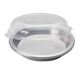Nordic Ware Hi-Dome Covered Pie Pan - K120938