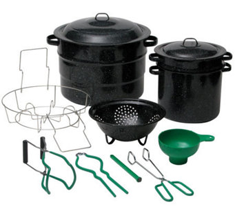 12 Piece Canner Kit with Tools - K129938