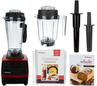 Vitamix Turbo Blend 16-in-1 64oz 2-Speed Blender w/ 32oz Dry Container - K45438