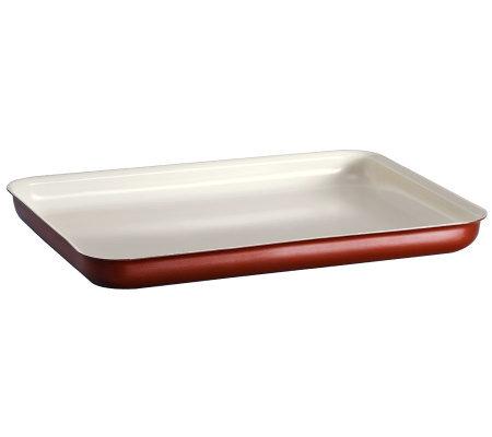 tramontina style ceramica 01 porcelain enamel baking tray. Black Bedroom Furniture Sets. Home Design Ideas