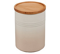 Le Creuset 2.5-qt Canister with Wooden Lid - K305539