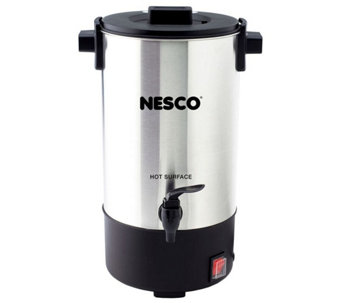 Nesco 25-Cup Stainless Steel Coffee Urn - K305639