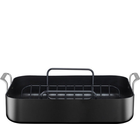 KitchenAid Everyday Easy Hard-Anodized Roaster