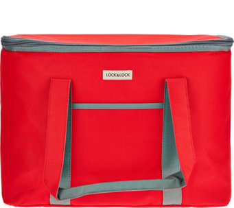 Lock & Lock Flat Top Insulated Bag - K44839