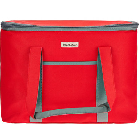 Lock & Lock Flat Top Insulated Bag
