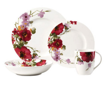 Mikasa Garden Palette Bouquet 4-Piece Place Setting - K299240