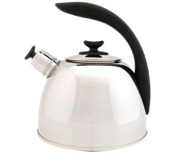 BergHOFF Lucia Whistling Kettle, 11 Cups - K300340