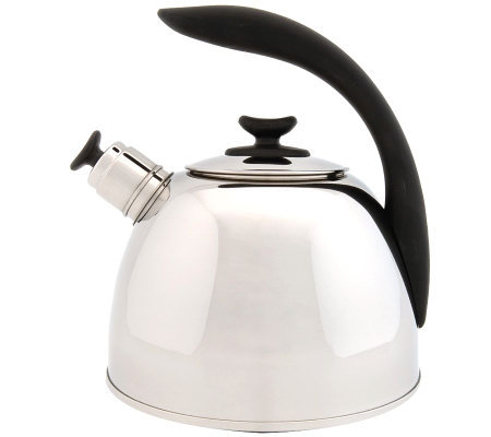 BergHOFF Lucia Whistling Kettle, 11 Cups
