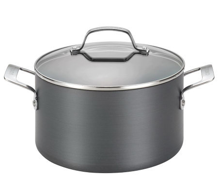 Circulon Genesis Hard-Anodized 4.5-qt Dutch Oven