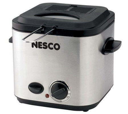Nesco 1.2-Liter Deep Fryer