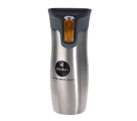 Keurig Contigo Spill Proof Autoseal Travel Mug