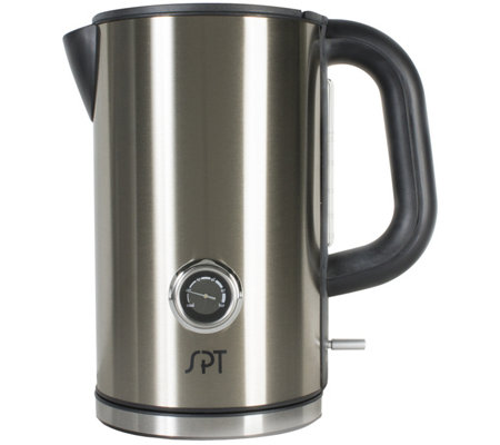 SPT 1.7L Cordless Kettle with Temperature Display