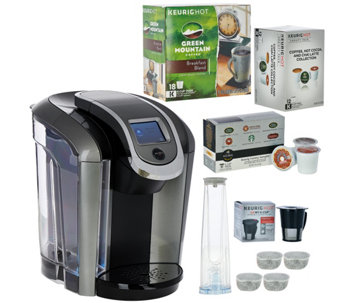 Keurig 2.0 K575 Coffee Maker w/ My K-Cup & 36 K-Cup Pods - K44841