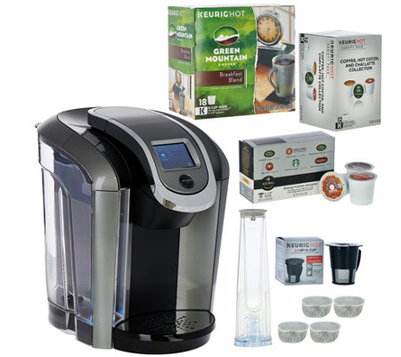 Keurig 2.0 K575 Coffee Maker w/ My K-Cup & 36 K-Cup Pods