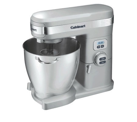 Cuisinart 7-quart Stand Mixer - Chrome