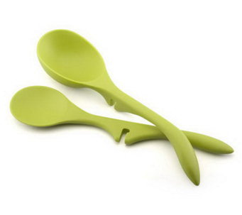 Rachael Ray 2-piece Lazy Spoon and Ladle Set - K126542