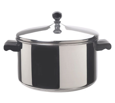 Farberware Classic Series - 6-Quart Covered Stockpot