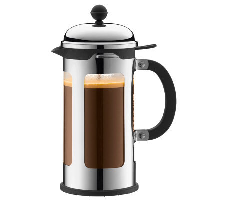 Bodum Chambord 8-cup/34-oz French Press Coffee Maker - SS