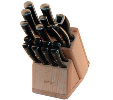 BergHOFF Forged 20-Piece Smart Knife Block