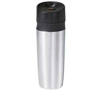 OXO Good Grips Stainless Steel Double Wall  22-oz Travel Mug - K305842