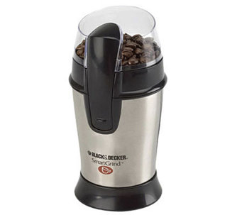 Black & Decker CBG100S Smartgrind Coffee Grinder - K129343