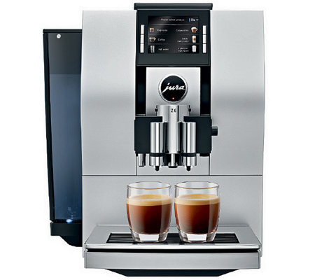 Jura Z6 Automatic Coffee Center