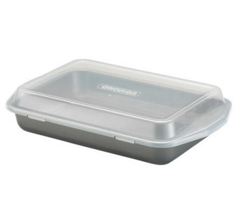 "Circulon Bakeware 9"" x 13"" Cake Pan with Lid - K302044"