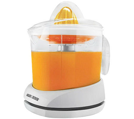 Black & Decker CJ625 30-Watt 34-oz Citrus Juicer