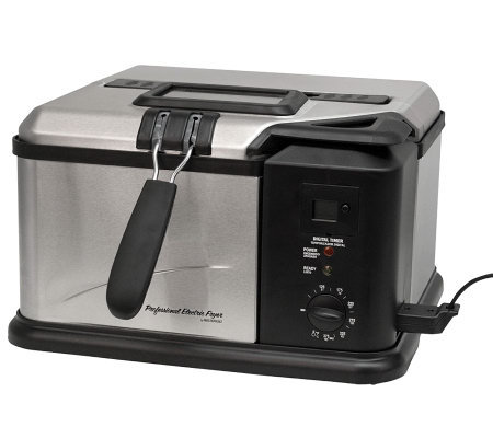 Masterbuilt Indoor Electric Fish Fryer