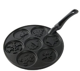 Nordic Ware Holiday Pancake Pan - K305145