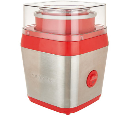 Cuisinart Fruit Scoop Ice Cream Maker w/Ice Cream Scoop