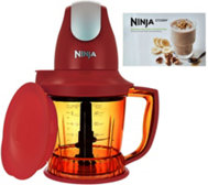 Ninja Storm Designer Series 450W 40 oz. Food & Drink Maker w/