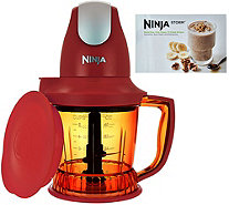 Ninja Storm Designer Series 450W 40 oz. Food & Drink Maker w/Recipes - K44246