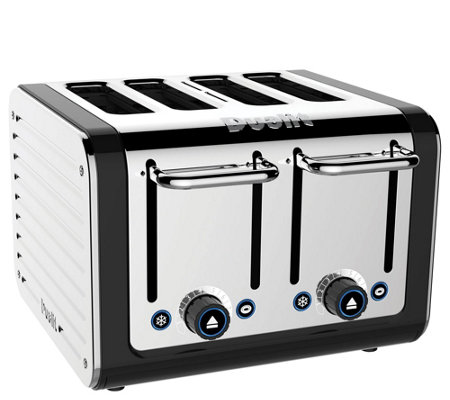 Dualit Design Series 4-Slice Toaster - Polished Chrome