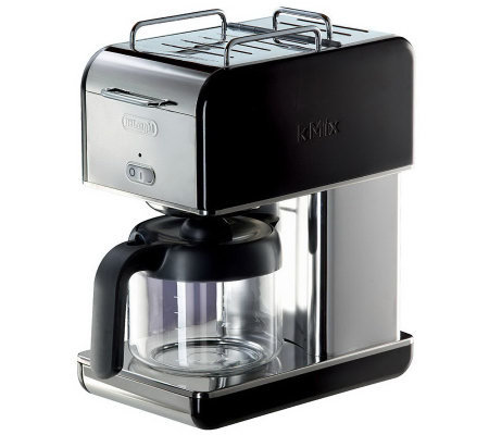 DeLonghi kMix DCM04 10-Cup Coffee Maker