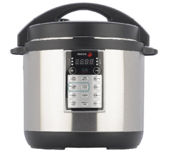 Fagor Lux 6-Quart Multi-Cooker - K304248