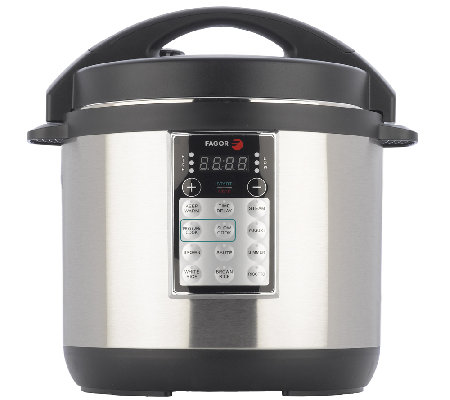 Fagor Lux 6-Quart Multi-Cooker
