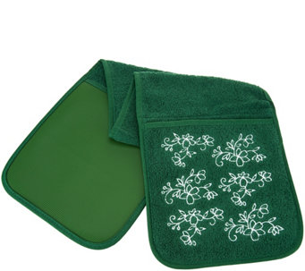Temp-tations Floral Lace Cooking Buddy - K44648