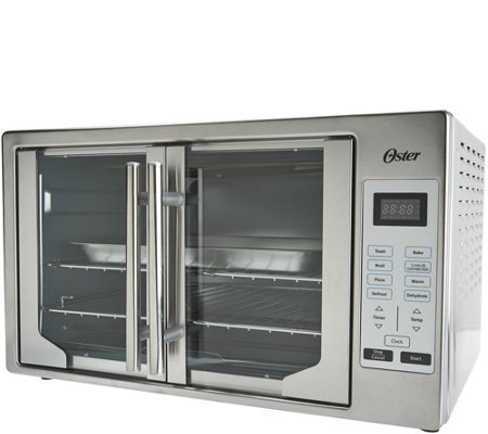 ... XL Digital Convection Oven with French Doors - Page 1 ? QVC.com