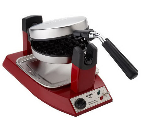 Waring Pro Stainless Steel Professional Waffle Maker