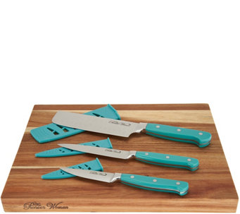 Pioneer Woman 4-piece Cutlery Set - K44249
