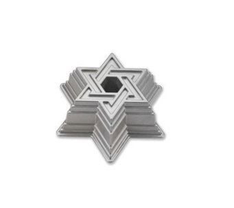Star of David Bundt Pan - K123250
