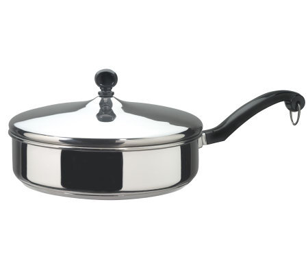 Farberware Classic Series - 10'' Covered Frypan