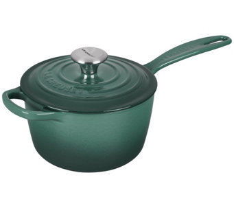 Le Creuset Signature 1.75-qt Iron Handle Saucepan - K303250