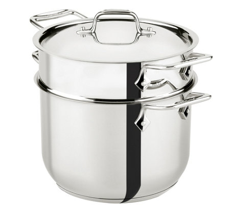 All-Clad 6-qt Pasta Pot