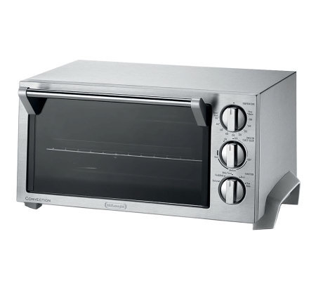 DeLonghi 1400 Watt Stainless Steel Convection Toaster Oven
