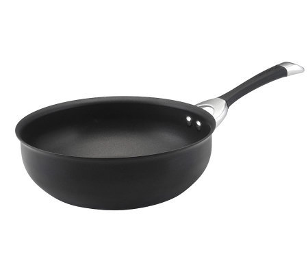 Circulon Symmetry 4.5-Qt Open Chef's Pan