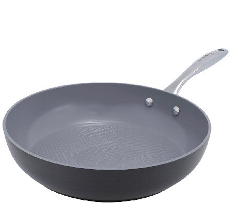 "GreenPan 11"" I Love Fish and Veggies Skillet"