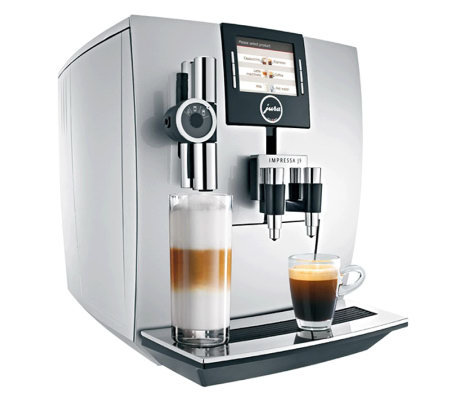 Jura J9 One Touch TFT Speciality Coffee Machine