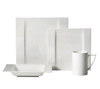 Mikasa Modern White 4-Piece Place Setting - K299152